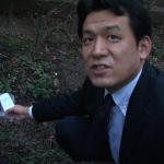 Checking Fallout in Fukushima